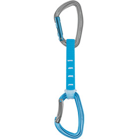 Petzl Djinn Axess Quickdraw 12cm blue